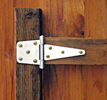 Border Esk Fencing Ltd - Hinges