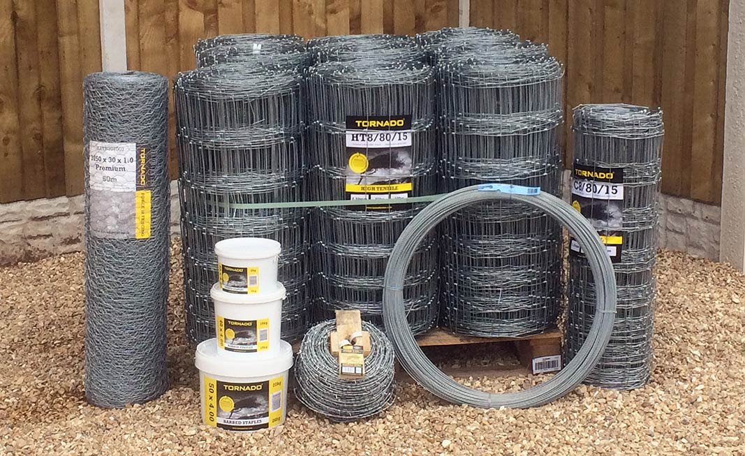 Tornado Steel Wire Products